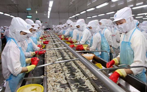 A project on improving the competitiveness of export commodities approved  - ảnh 1