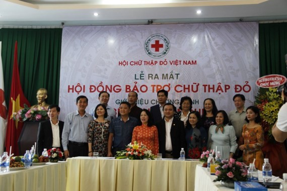 Vietnam Red Cross Sponsor Council makes its debut - ảnh 1