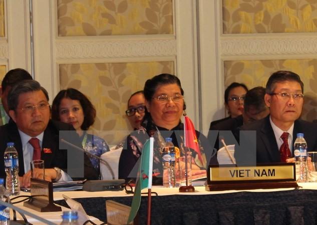 Vietnam proposes to strengthen AIPA status - ảnh 1