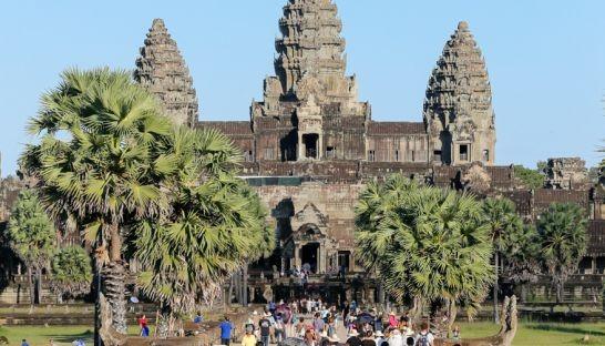 Angkor Wat sees sales surge - ảnh 1