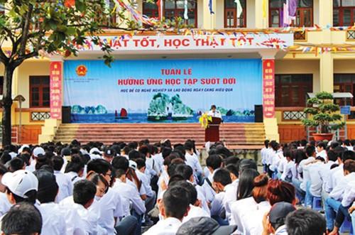Vietnam promotes Lifetime Learning Week - ảnh 1