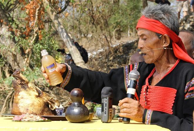 Health worship of the M'Nong - ảnh 2