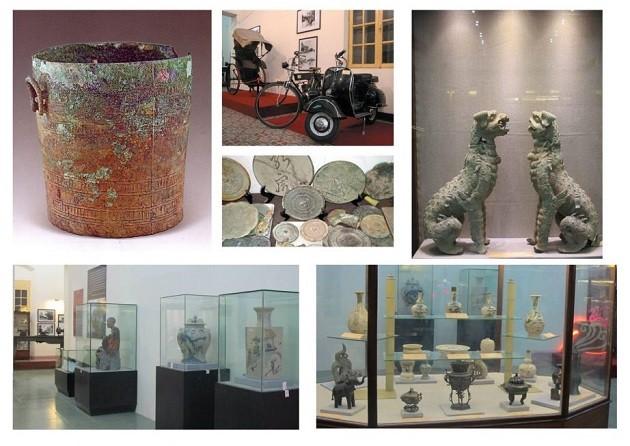 Hai Phong Museum, a renowned cultural address - ảnh 1