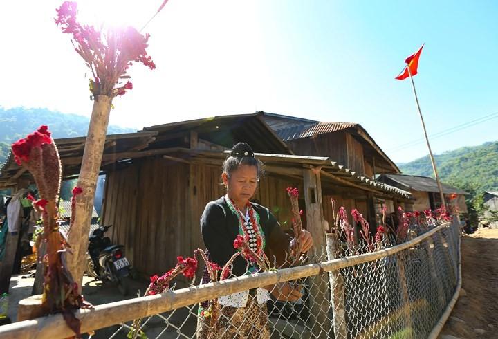 Flower Festival of the Cong in Dien Bien - ảnh 2