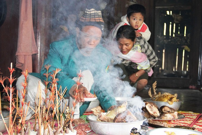 Aza New Year Festival of ethnic groups in A Luoi - ảnh 1