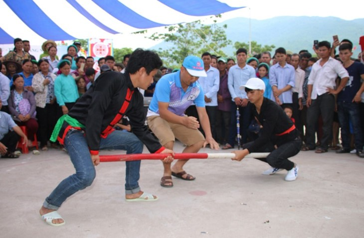 """""""Wind prevention"""" Festival of Dao Thanh Phan in Quang Ninh province - ảnh 3"""
