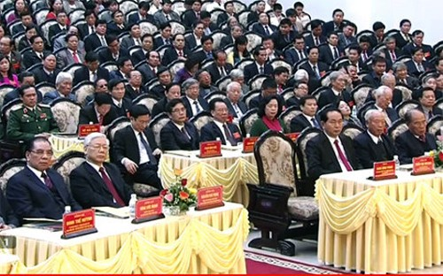 Provincia de Nam Dinh conmemora 110 años del nacimiento de Truong Chinh - ảnh 1