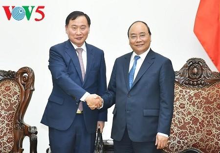 Incrementa Vietnam cooperación con Corea del Sur en industria automovilística - ảnh 1