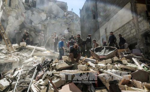 Estados Unidos saluda con cautela acuerdo de Rusia, Turquía e Irán sobre zonas de seguridad en Siria - ảnh 1