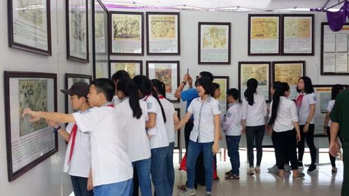Vietnam muestra pruebas de su soberanía sobre Hoang Sa y Truong Sa - ảnh 1
