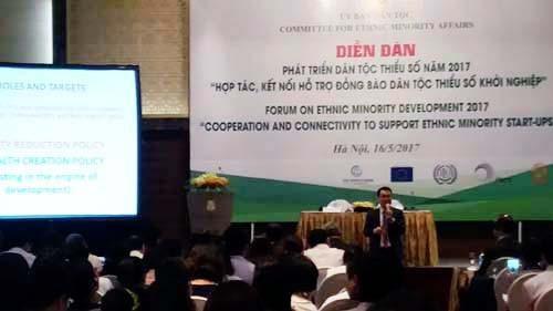 Vietnam fortalece desarrollo sostenible en zonas étnicas y montañosas - ảnh 1