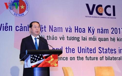 Vietnam y Estados Unidos consolidan lazos de cooperación al desarrollo - ảnh 1