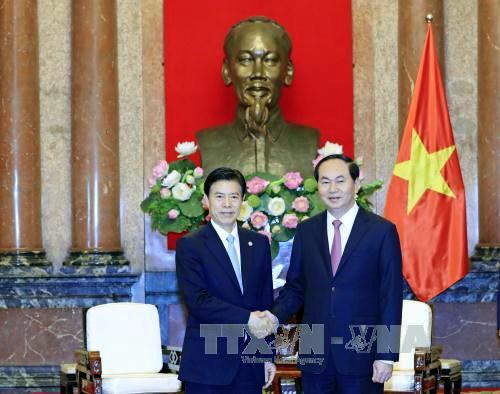 Vietnam y China incrementan cooperación económica, comercial e inversionista - ảnh 1