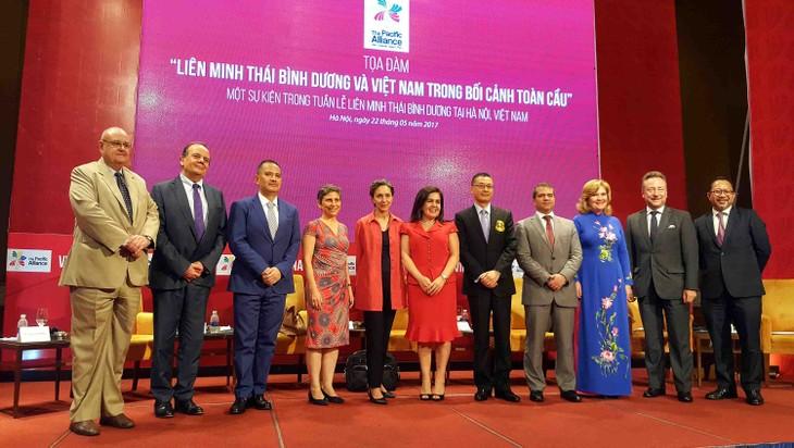 Seminario sobre Vietnam y Alianza del Pacífico destaca avance de corporación Viettel  - ảnh 1