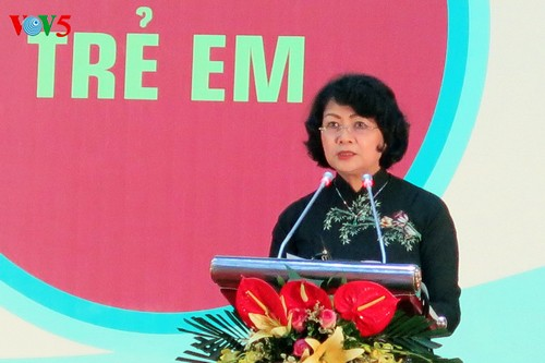 Vietnam impulsa la protección infantil - ảnh 1