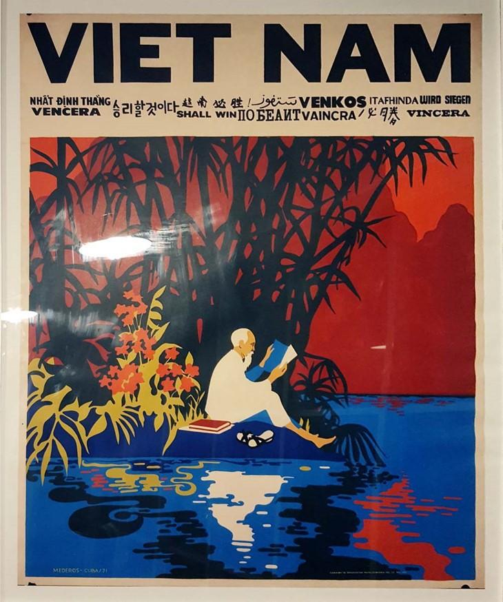 Pintor cubano René Mederos y su amor por Vietnam - ảnh 1