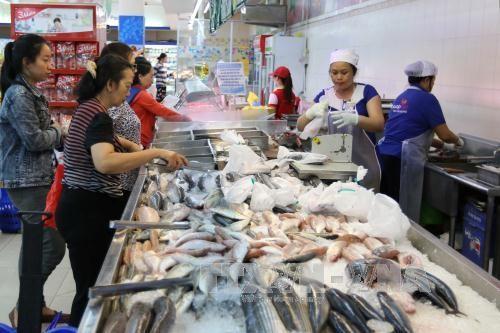 Índice de Precios al Consumidor en mercado vietnamita retrocede en mayo - ảnh 1