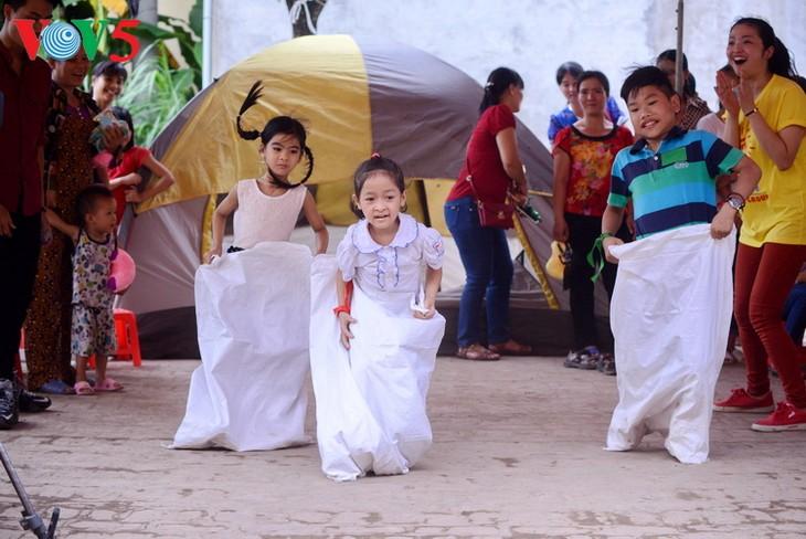 Vibrantes actividades en el Festival de la Familia de Vietnam 2017 - ảnh 1