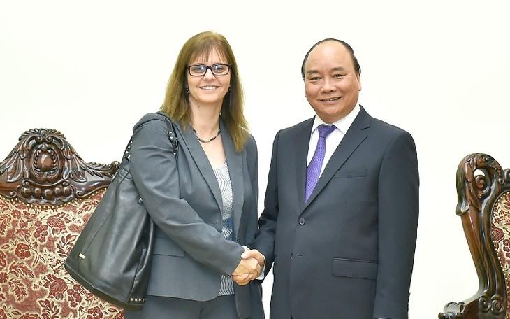 Vietnam e Israel reconfirman sus relaciones de cooperación multisectorial  - ảnh 1