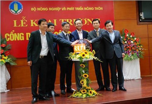 Vietnam fortalece la construcción de un gobierno electrónico a favor de la población  - ảnh 1