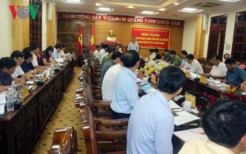 Vietnam toma una acción más categórica en la lucha anticorrupción  - ảnh 1