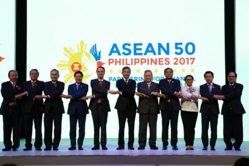 Inaugurada la 50 Conferencia de Cancilleres de la Asean - ảnh 1