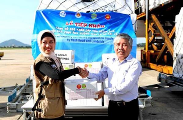 Vietnam sigue con actividades de apoyo a las víctimas de desastres naturales en la región norteña - ảnh 1