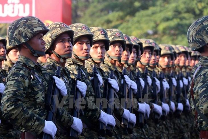 Laos y Camboya aprueban medidas para solucionar diferencias fronterizas - ảnh 1