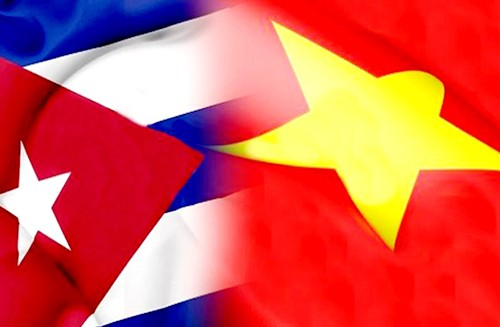 Vietnam aprecia las contribuciones del saliente embajador de Cuba - ảnh 1
