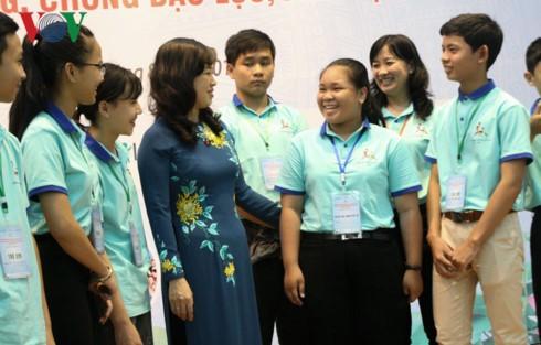 Inaugurado Foro Nacional de la Infancia de Vietnam 2017 - ảnh 1