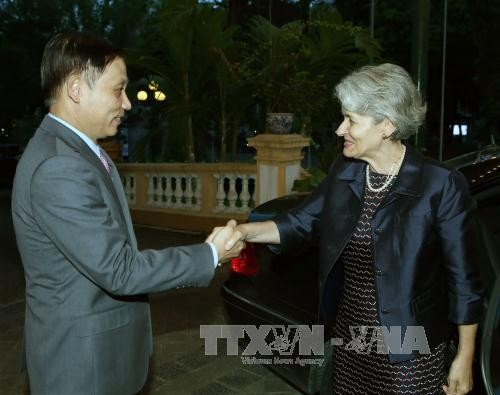 Vietnam impulsa la cooperación con la Unesco - ảnh 1