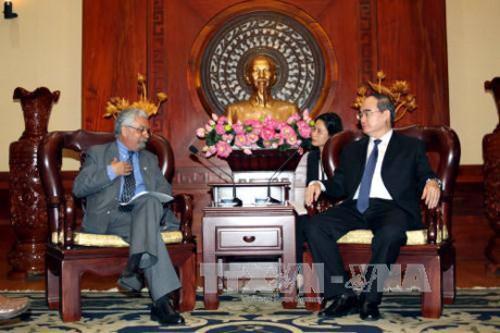Ciudad Ho Chi Minh incrementa la cooperación con la ONU para el desarrollo municipal - ảnh 1