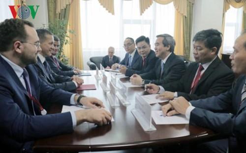 Vietnam impulsa la cooperación con el Lejano Oriente de Rusia - ảnh 1