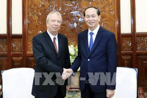 Bulgaria respalda la firma temprana del Tratado de Libre Comercio Unión Europea-Vietnam - ảnh 1