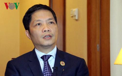 El desarrollo socioeconómico de Vietnam centra la agenda de la reunión parlamentaria - ảnh 2