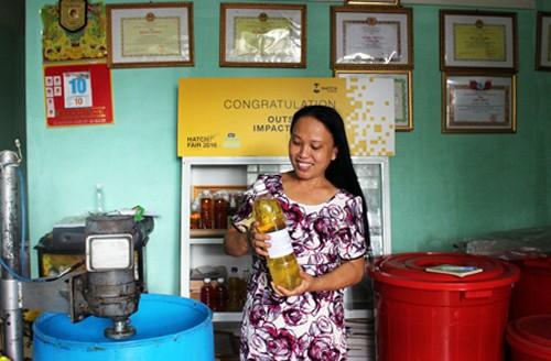 Mujeres innovadoras en la adaptación al cambio climático - ảnh 1