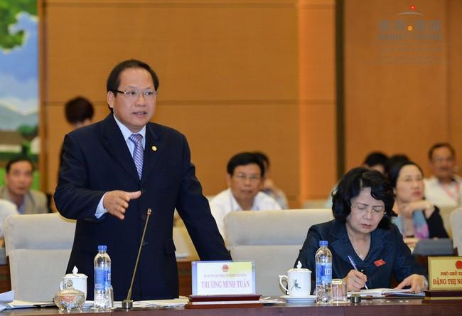 La mejora del Banco Central y el gobierno electrónico centran la agenda parlamentaria - ảnh 2