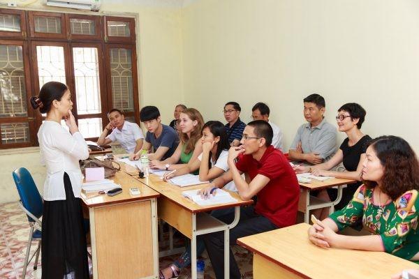Học tiếng Việt – lựa chọn của nhiều sinh viên quốc tế - ảnh 1