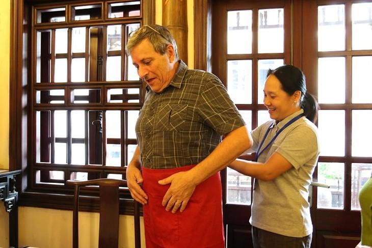 Học nấu ăn cùng nghệ nhân Ánh Tuyết - ảnh 2