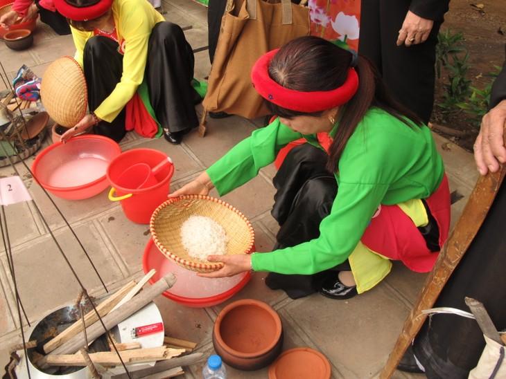 Độc đáo lễ hội đền Đồng Nhân - ảnh 3