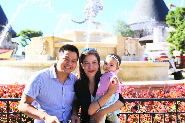 Vanessa Muhlheim và tình yêu với quê hương Việt Nam - ảnh 1