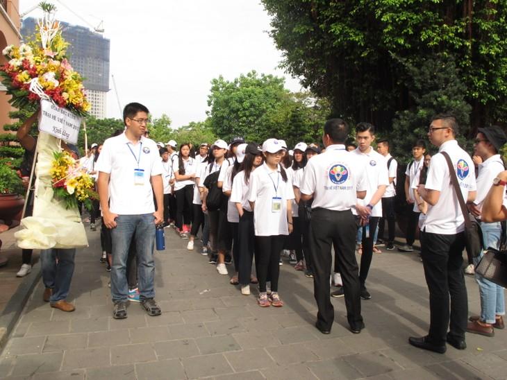 Khai mạc Trại hè Việt Nam 2017 dành cho thanh thiếu niên kiều bào - ảnh 1