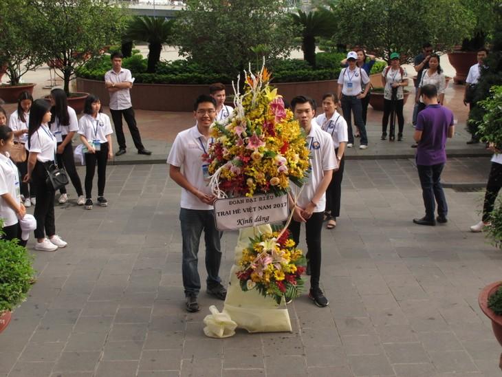 Khai mạc Trại hè Việt Nam 2017 dành cho thanh thiếu niên kiều bào - ảnh 2