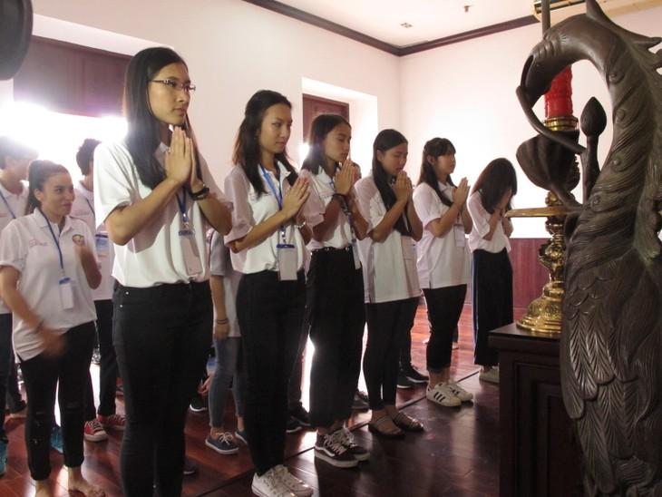 Khai mạc Trại hè Việt Nam 2017 dành cho thanh thiếu niên kiều bào - ảnh 3