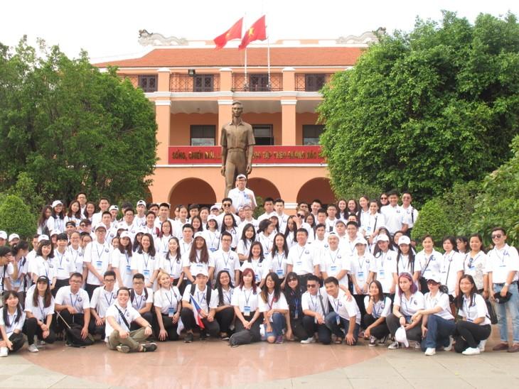 Khai mạc Trại hè Việt Nam 2017 dành cho thanh thiếu niên kiều bào - ảnh 4
