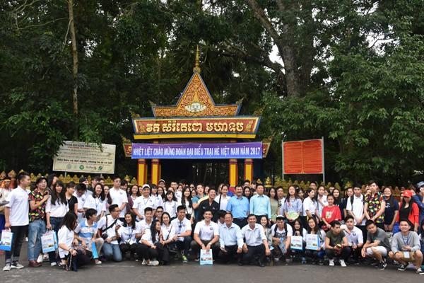 Những hình ảnh đẹp của Trại hè Việt Nam 2017 - ảnh 49
