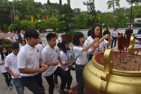 Những hình ảnh đẹp của Trại hè Việt Nam 2017 - ảnh 53