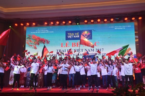 Những hình ảnh đẹp của Trại hè Việt Nam 2017 - ảnh 63