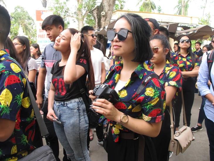 Những hình ảnh đẹp của Trại hè Việt Nam 2017 - ảnh 21