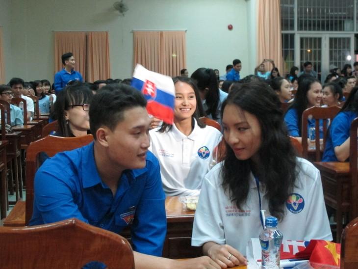 Những hình ảnh đẹp của Trại hè Việt Nam 2017 - ảnh 30